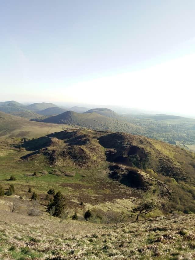 Auvergne - Terre de tourisme - Un havre de paix pour se retrouver - Chaine des puys