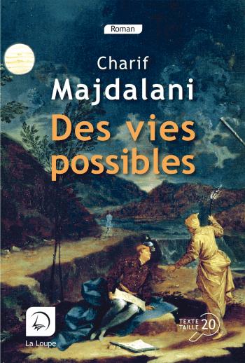 Biographies possibles - Couverture de livre de Charif Majdanali - Une biographie - Des vies possibles