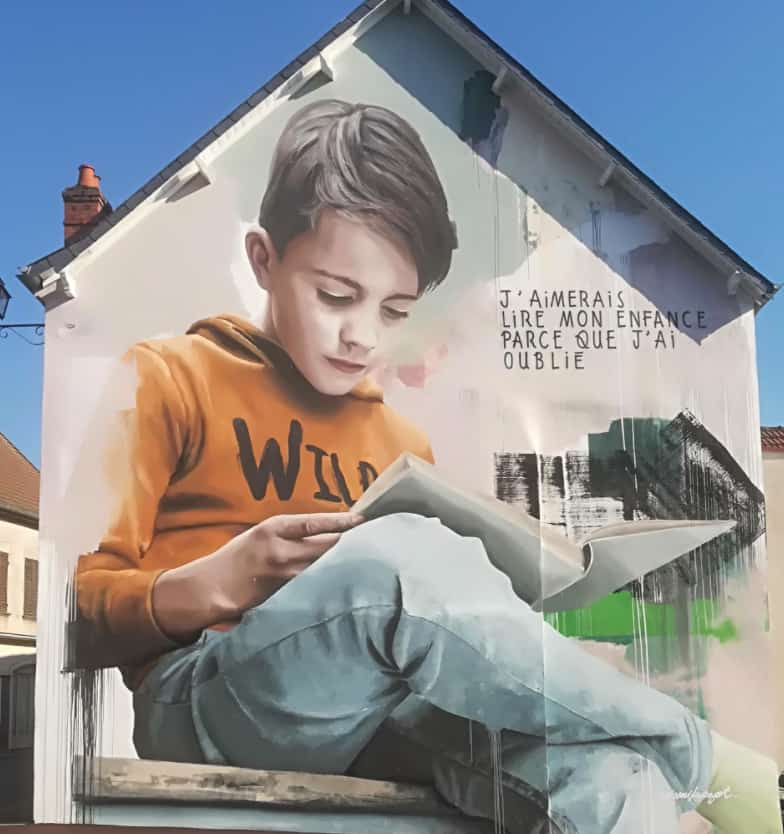 Street-Art et Biographie